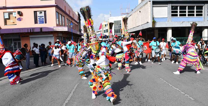 Carifesta 2017 Opening Ceremony Parade of Countries1 e