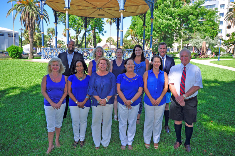 Coldwell Banker Bermuda Realty Award Winners Bermuda Aug 2017