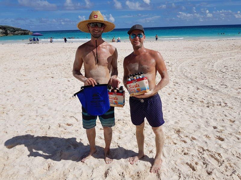 Results & Photos: Beach Volleyball Tournament - Bernews