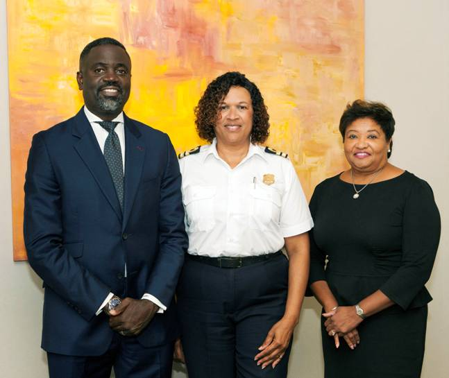 Customs Officers promotions Bermuda Aug 2017 (2)