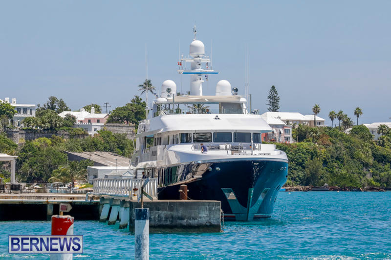 D'NATALIN IV Superyacht Bermuda, August 10 2017_1920
