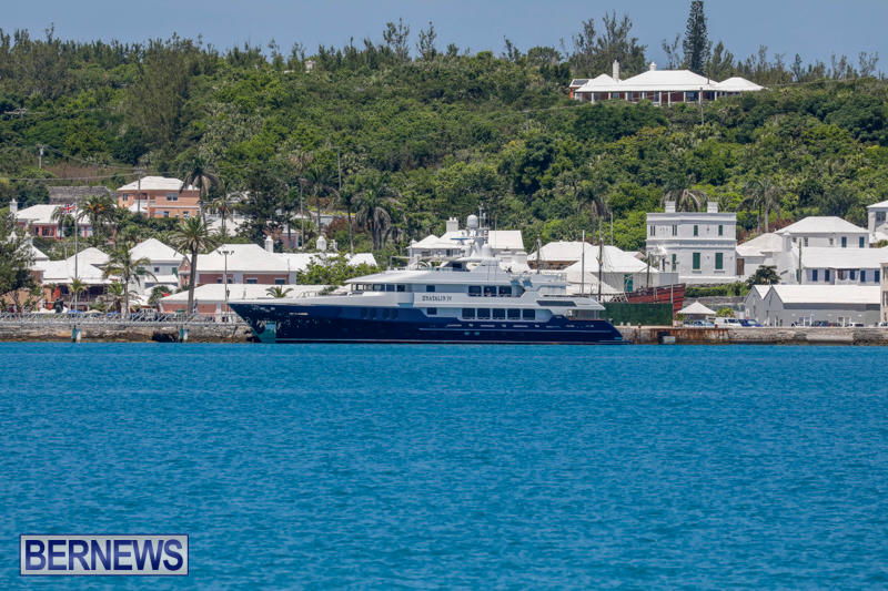 D'NATALIN IV Superyacht Bermuda, August 10 2017_1988