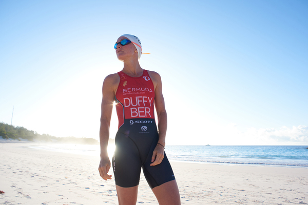 Flora Duffy Triathlon World Champion