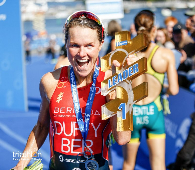 Flora Duffy Stockholm Win