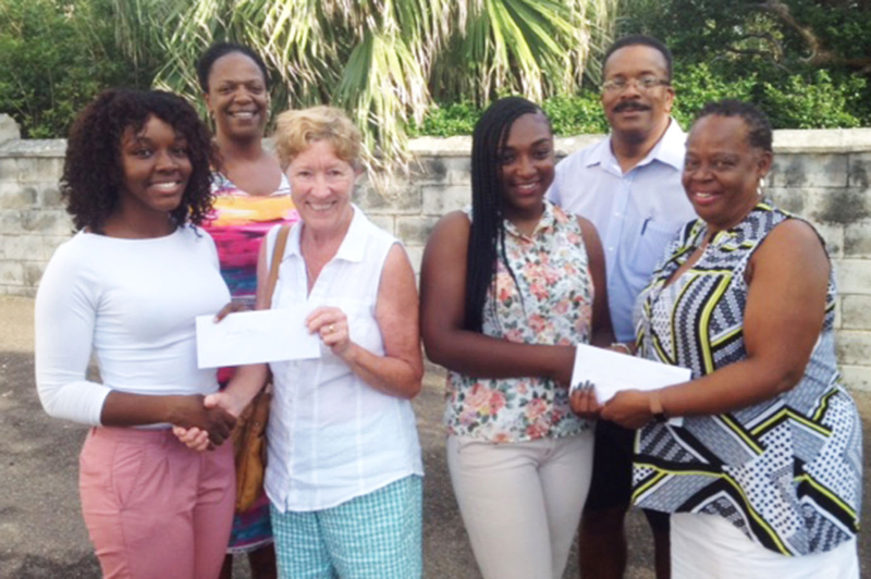 Hamilton Parish Council scholarship Bermuda Aug 2017