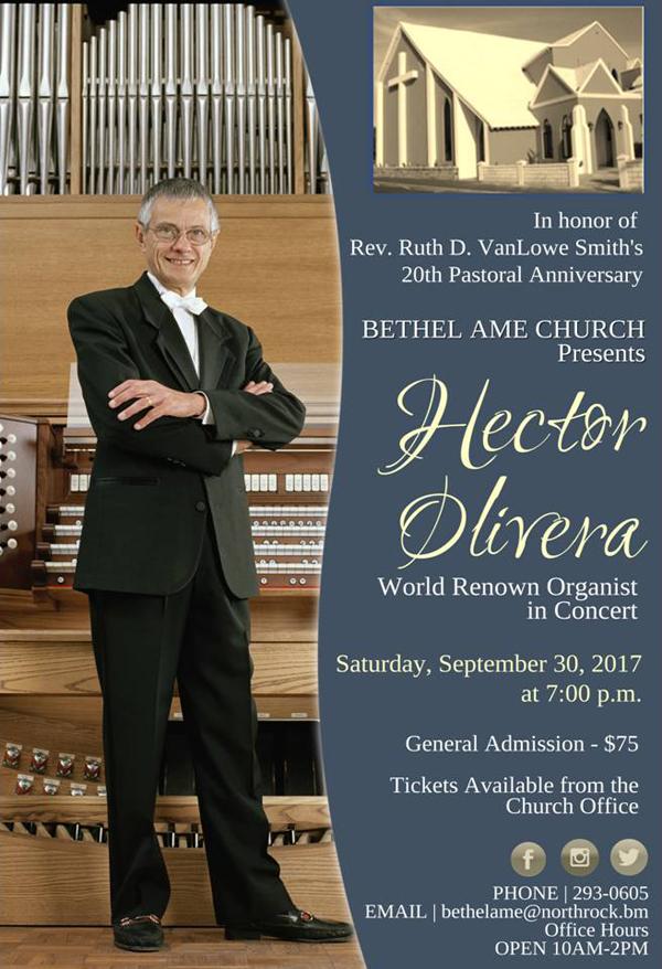 Hector Olivera Bermuda Aug 2017
