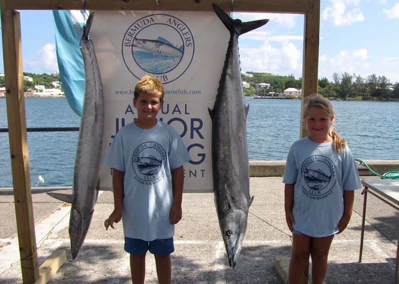 Junior Fishing Tournament Bermuda Aug 2017 (2)