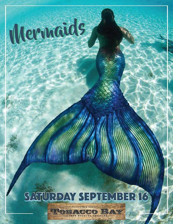 Mermaids Bermuda Aug 2017