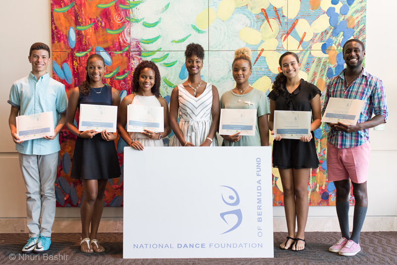 National Dance Foundation Awards Bermuda Aug 2017