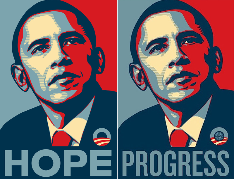 Obama Hope & Progress Bermuda Aug 2017