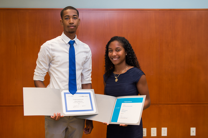 Robert Clements Scholarship and Bermuda College Education Award Bermuda August 9 2017