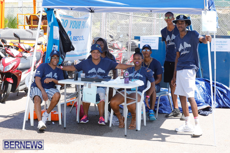 Second day of  Cup Match Bermuda gets underway, August 4 2017 (46)