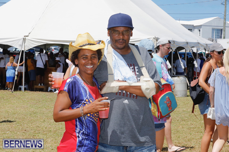 Second day of  Cup Match Bermuda gets underway, August 4 2017 (58)