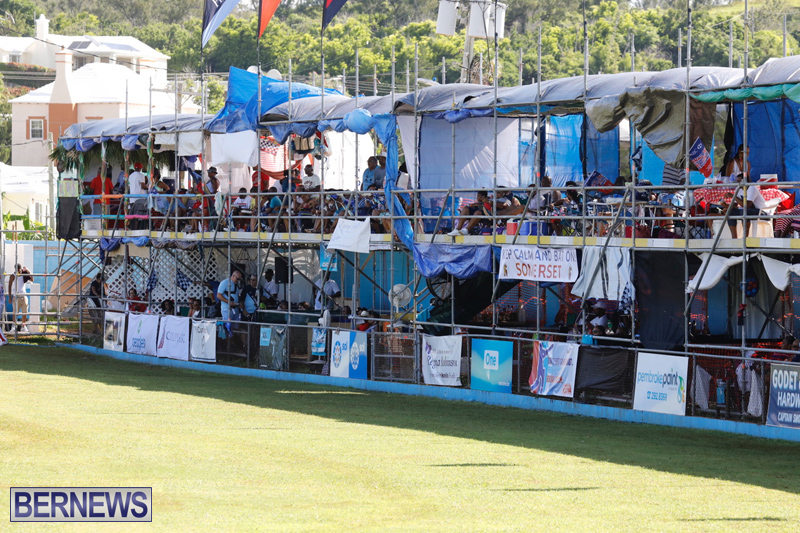 Second day of  Cup Match Bermuda gets underway, August 4 2017 (9)