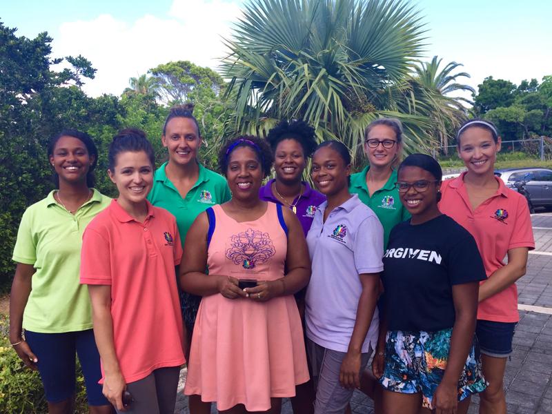 TV Staff Pic Bermuda August 25 2017