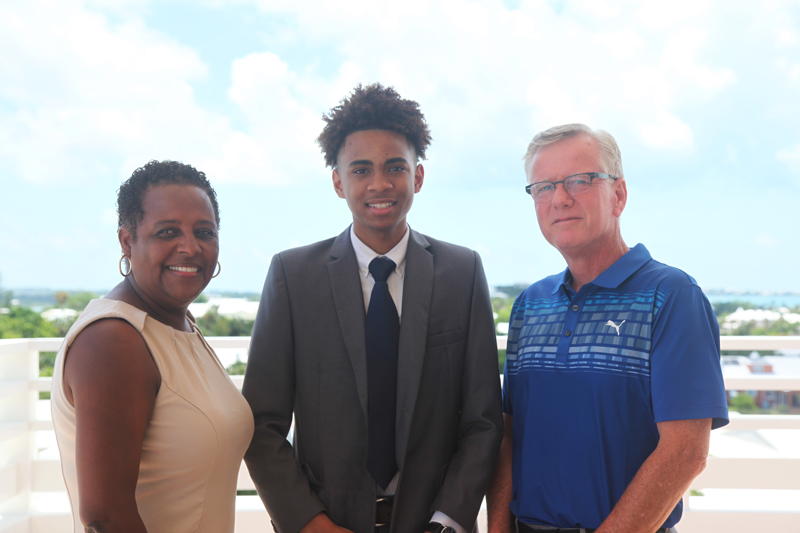 Validus Scholarship Winner Bermuda August 1 2017
