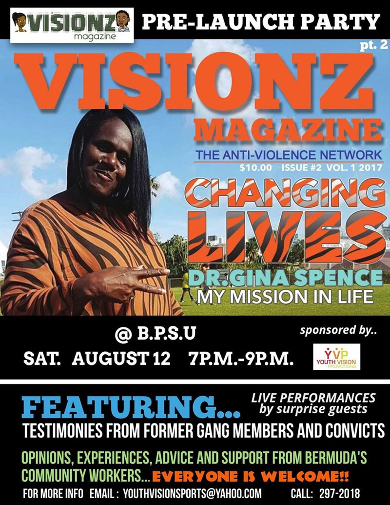Visionz Anti-Violence Network To Host Changing Lives