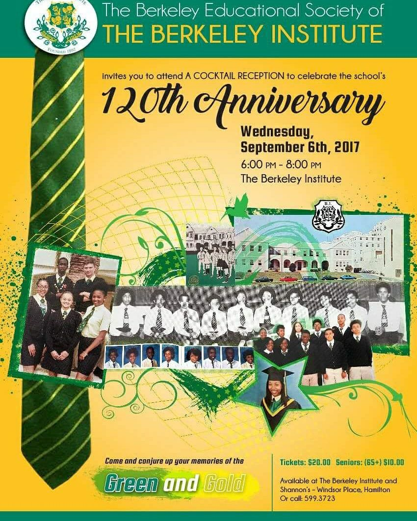 Berkeley 120th Anniversary Poster