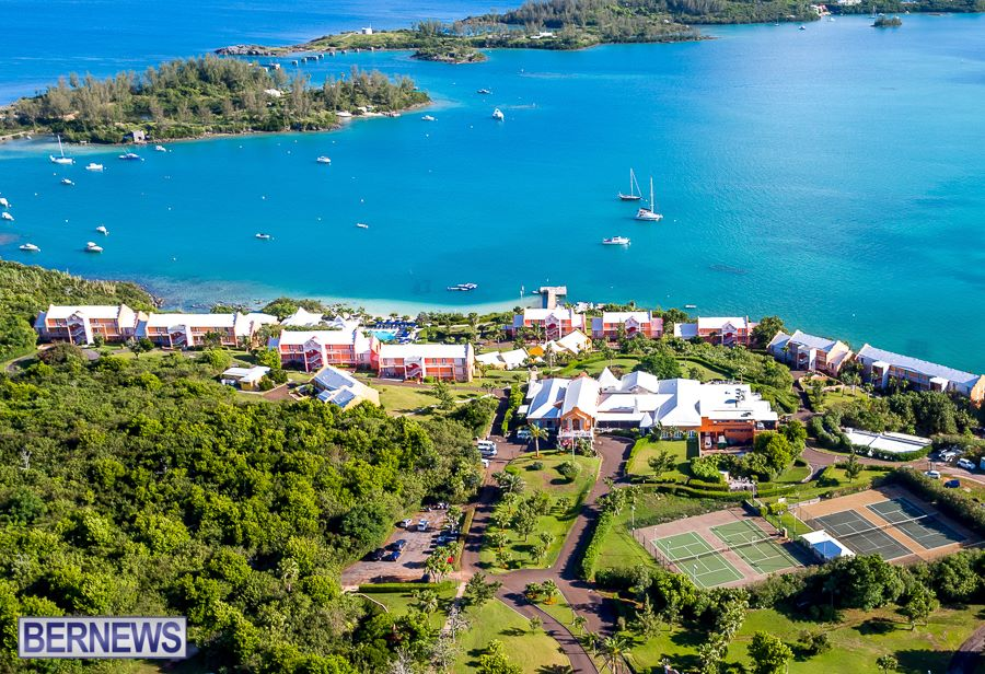 268 From the ground, or the air, Bermuda is another world