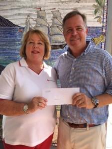 AS Cooper Hurricane Irma Fundraiser Bermuda Sept 2017