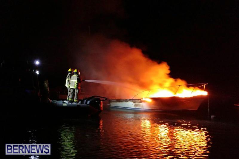 Boat Fire Bermuda, September 1 2017_57