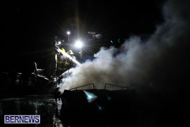Boat Fire Bermuda, September 1 2017_7035