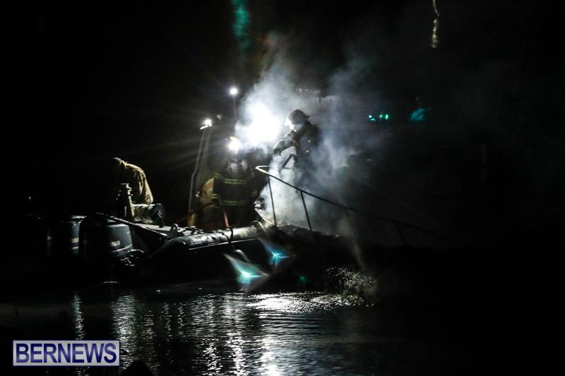 Boat Fire Bermuda, September 1 2017_7056