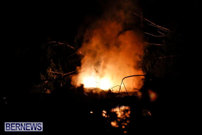 Boat Fire Bermuda, September 1 2017_7063