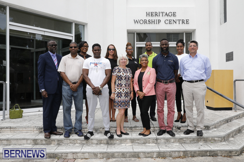 Caines Brothers & Five Star Barbershop Bermuda Sept 5 2017