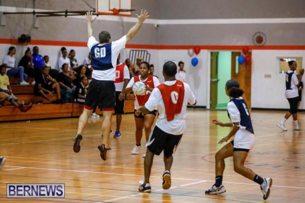 Celebrity Exhibition Netball Match Bermuda, September 9 2017_2114