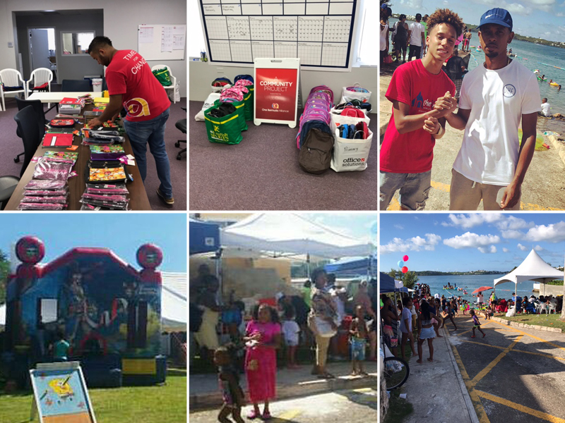 Devils Hole Family Back To School Event Bermuda September 5 2017
