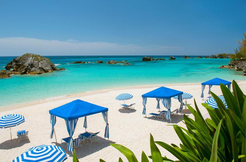 Fairmont Southampton Bermuda Beach Club Sept 2017