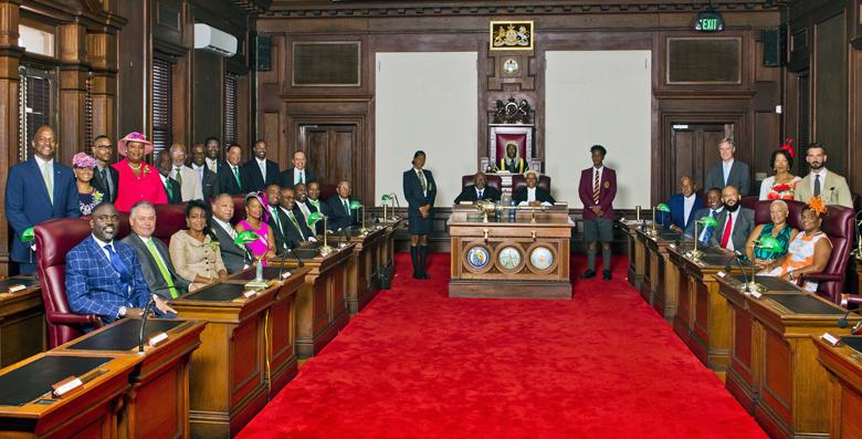 HOA Convening Parliament Bermuda Sept 8 2017 (6)