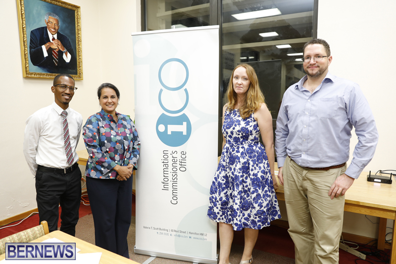 ICO's Right to Know Day Bermuda Sept 28 2017