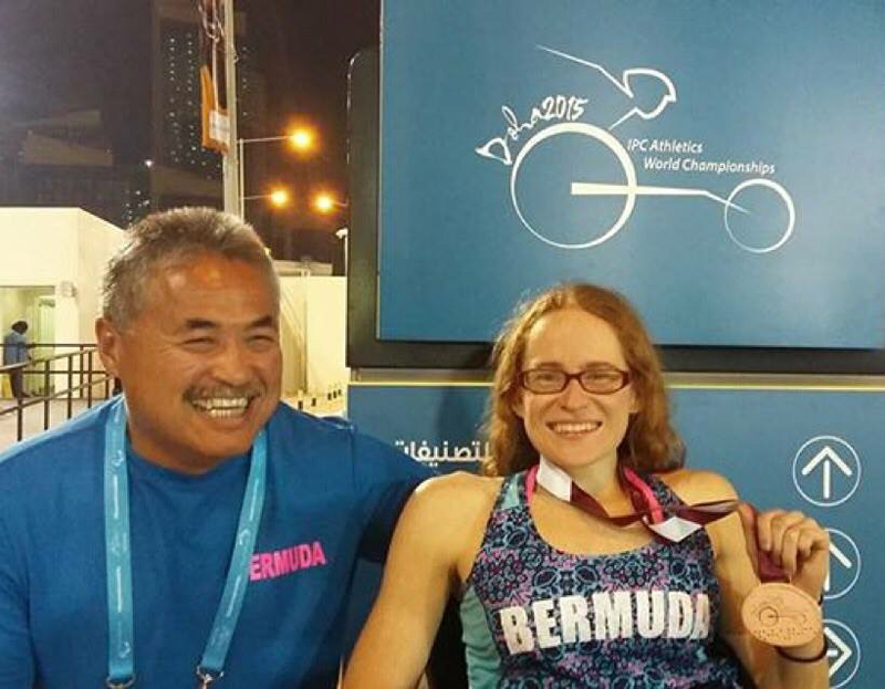 Jessica Lewis' Coach Ken Thom Bermuda Sept 27 2017 (4)