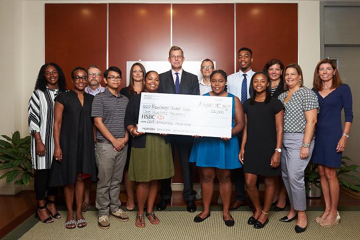 Knowledge Quest-HSBC Scholarship Bermuda Sept 2017 (2)