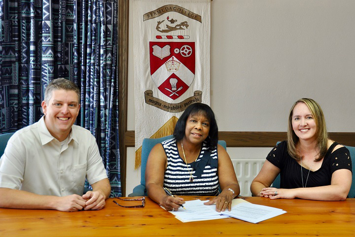 Miami University Articulation Agreement Bermuda September 18 2017