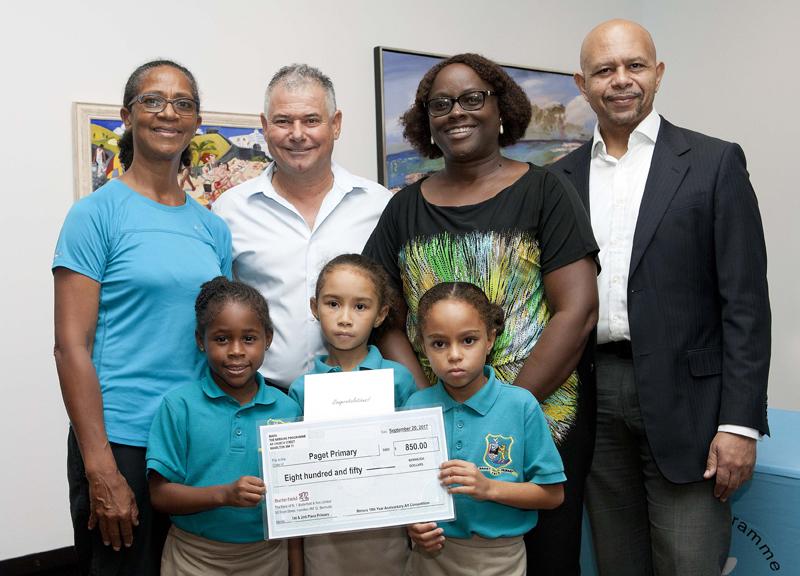 Mirrors Art Competition Award Bermuda Sept 2017 (2)