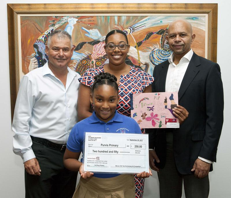 Mirrors Art Competition Award Bermuda Sept 2017 (5)