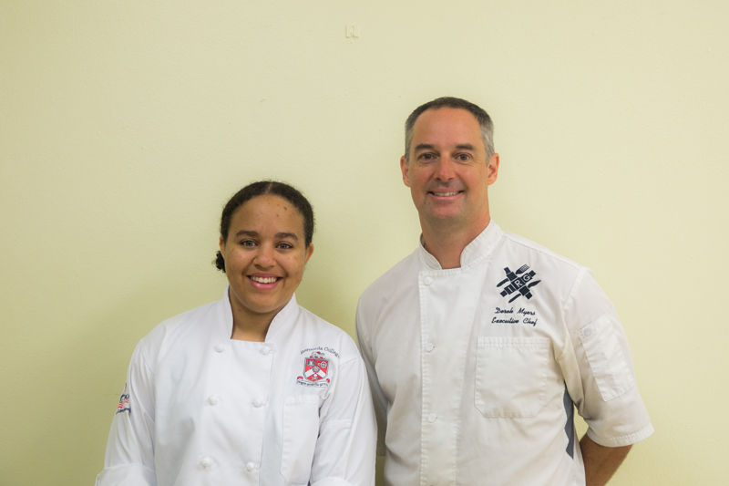 POP Chef Myers and Simmons Bermuda Sept 2017