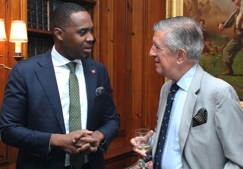 Premier David Burt Luncheon Bermuda Sept 22 2017 (3)