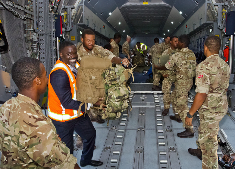 Premier Minister Regiment Bermuda Sept 29 2017 (10)