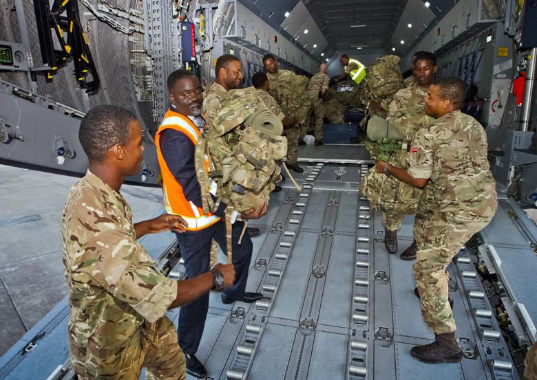Premier Minister Regiment Bermuda Sept 29 2017 (9)