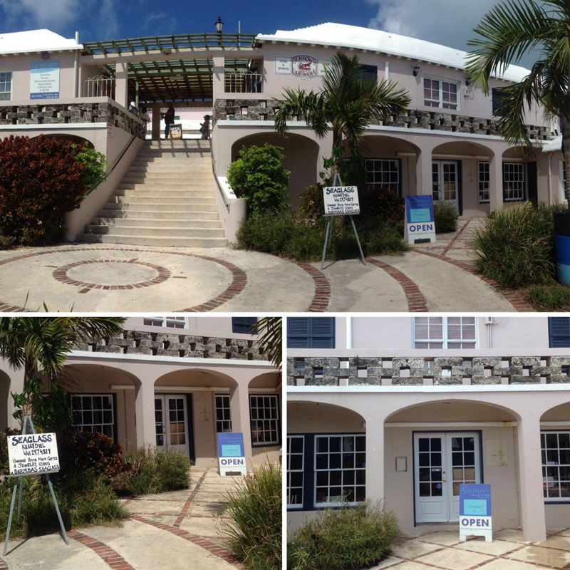 Robertson's Drug Store Fire Sale Bermuda Sept 21 2017