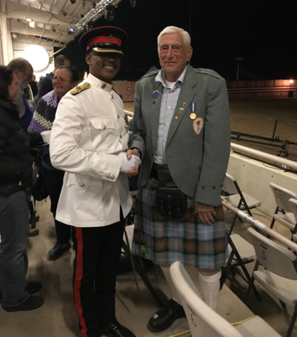 Royal Bermuda Regiment September 10 2017 (1)