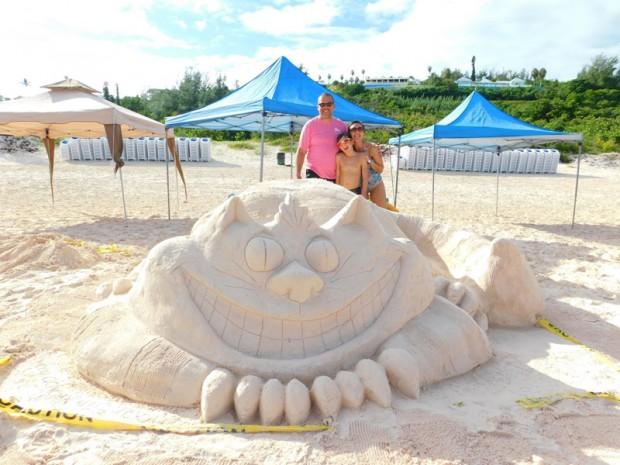Sand Castle Competition Bermuda Sept 2017 (5)
