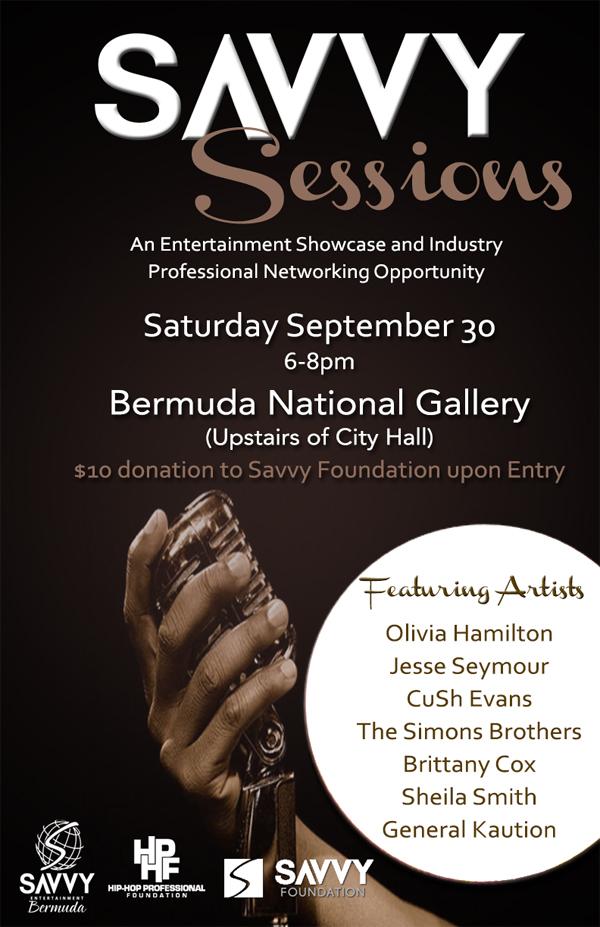 Savvy Sessions Bermuda Sept 2017