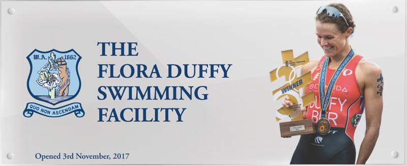 The Flora Duffy Swimming Facility Bermuda Sept 21 2017
