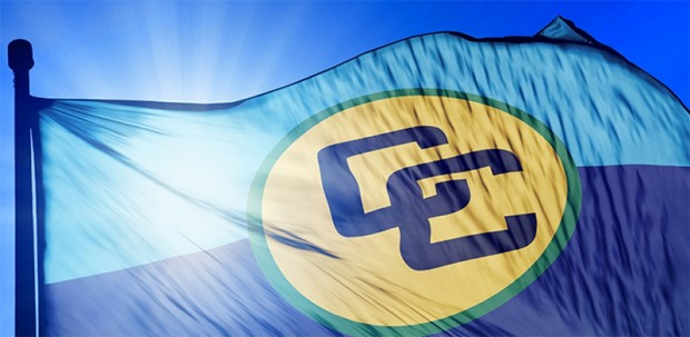 caricom-flag banner