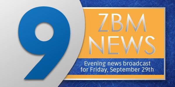 zbm 9 news Bermuda September 29 2017